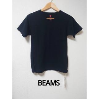 ビームス(BEAMS)のタグ付き新品! ポケット付きVネック半袖Tシャツ(Tシャツ(半袖/袖なし))