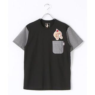 ピンクハウス(PINK HOUSE)のカールヘルム ラビットバットバックプリントTシャツ(Tシャツ(半袖/袖なし))