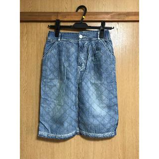 ビッキー(VICKY)のVICKYデニムスカート(ひざ丈スカート)