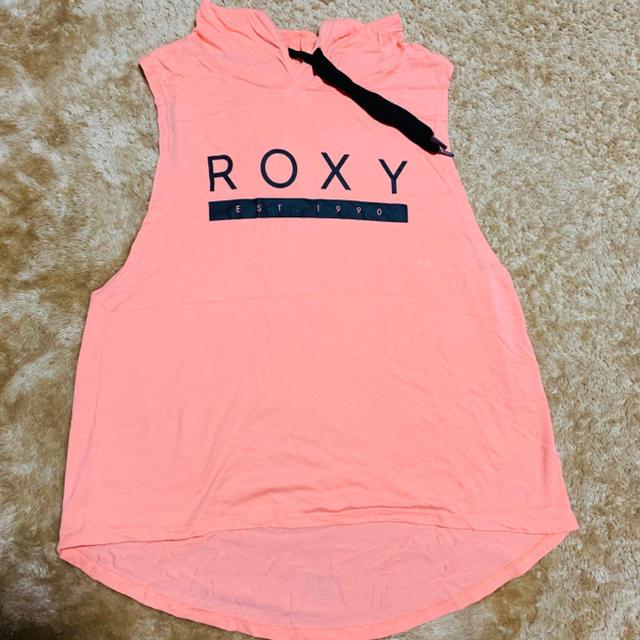 Roxy(ロキシー)のROXY ノースリーブ レディースのトップス(カットソー(半袖/袖なし))の商品写真