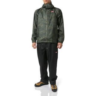 EDWIN - [エドウィン] レインウェア 上下セット レインスーツ 防水 撥水 雨具
