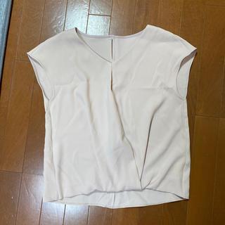 プラステ(PLST)のプラステ、カットソー(カットソー(半袖/袖なし))