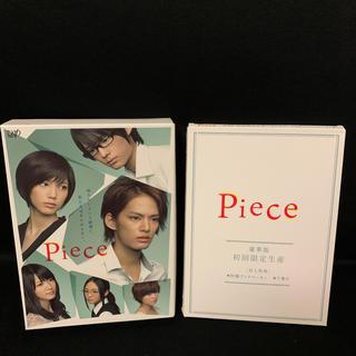 ジャニーズジュニア(ジャニーズJr.)のPiece DVD-BOX 豪華版〈初回限定生産・5枚組〉(TVドラマ)