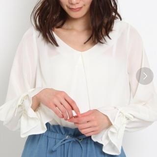 クチュールブローチ(Couture Brooch)のcouture brooch ロイヤルデシンブラウス(シャツ/ブラウス(長袖/七分))