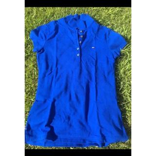 トミーヒルフィガー(TOMMY HILFIGER)のトミーヒルフィガーポロシャツ レディース(ポロシャツ)