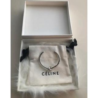 セリーヌ(celine)のceline ノットブレスレット Sサイズ(ブレスレット/バングル)