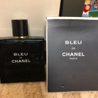シャネル(CHANEL)のシャネル 香水 ブルードゥシャネル 100ml(香水(男性用))