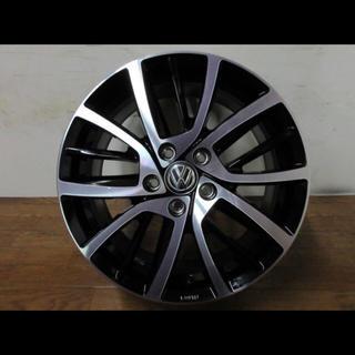 フォルクスワーゲン(Volkswagen)のフォルクスワーゲン 純正17インチアルミホイール  ゴルフ用(ホイール)