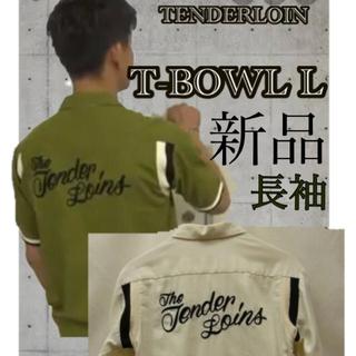 テンダーロイン(TENDERLOIN)の新品 テンダーロイン ボーリングシャツ キムタク 着用(シャツ)