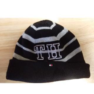 トミーヒルフィガー(TOMMY HILFIGER)のTOMMY HILFIGER トミーヒルフィガー ニット帽 ニットキャップ(帽子)