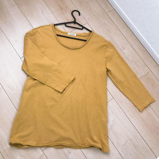 アーバンリサーチ(URBAN RESEARCH)の美品 アーバンリサーチ 長袖Tシャツ ロングTシャツ カットソー(Tシャツ/カットソー(七分/長袖))