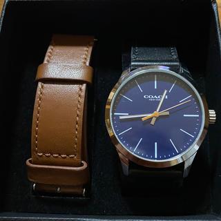 コーチ(COACH)の腕時計(腕時計(アナログ))