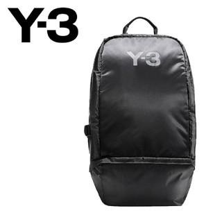 ワイスリー(Y-3)の美品 Y-3 RACER BACKPACK レーサー バックパック(バッグパック/リュック)