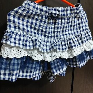 サンカンシオン(3can4on)の3can4on 女の子 キュロット 半ズボン 100(スカート)