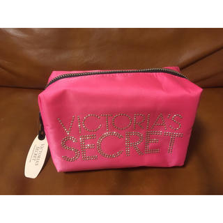 ヴィクトリアズシークレット(Victoria's Secret)のVICTORIA'S SECRET ピンク ポーチ(ポーチ)