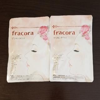 フラコラ(フラコラ)のフラコラ プラセンタつぶ 2袋(コラーゲン)