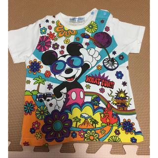 Disney - ディズニーランド Tシャツ 90