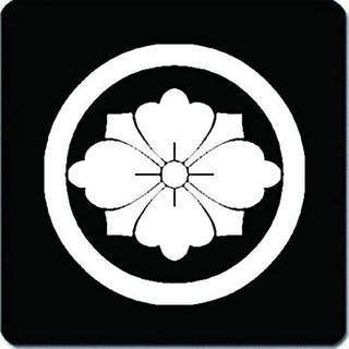 家紋 丸に剣花菱 画像確認用 NO32033-kamon KR☆様専用(和服/着物)