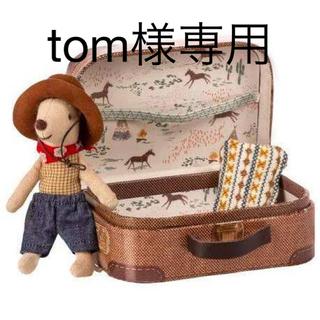 ボンポワン(Bonpoint)のmaileg カウボーイ ネズミ(ぬいぐるみ/人形)