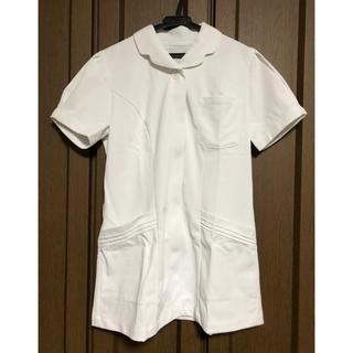 【美品】ナガイレーベン 白衣上衣