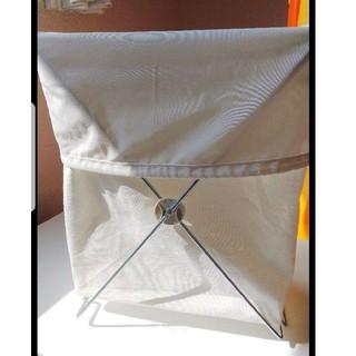 ムジルシリョウヒン(MUJI (無印良品))の無印 ランドリーボックス(バスケット/かご)