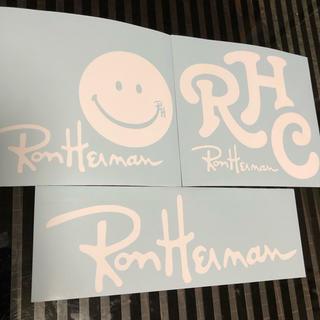 ロンハーマン(Ron Herman)のロンハーマン ステッカー 3種(その他)