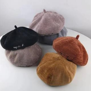 キッズ ベレー帽