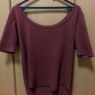 ジーナシス(JEANASIS)のJEANASIS / Tシャツ カットソー トップス 値下げ交渉◎(Tシャツ(半袖/袖なし))