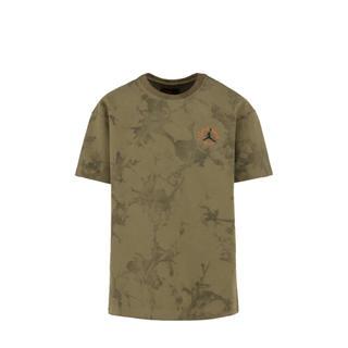 ナイキ(NIKE)のtravis scott jordan ss tee olive Mサイズ(Tシャツ/カットソー(半袖/袖なし))