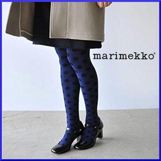 マリメッコ(marimekko)の【激レア廃盤品】marimekko マリメッコ/Pallo Sukkis タイツ(タイツ/ストッキング)