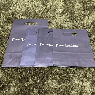 マック(MAC)のMAC 紙袋 ショップ袋(ショップ袋)