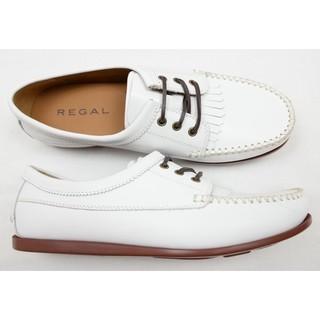 REGAL - 新品REGAL正規店購入靴牛皮革レザー26.5cmシューズローファースリッポン