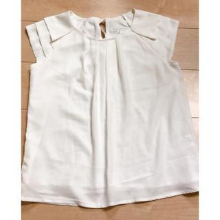 マーキュリーデュオ(MERCURYDUO)のブラウス シャツ(シャツ/ブラウス(半袖/袖なし))