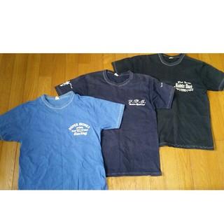 フラットヘッド(THE FLAT HEAD)のフラットヘッド 3枚セット(Tシャツ/カットソー(半袖/袖なし))