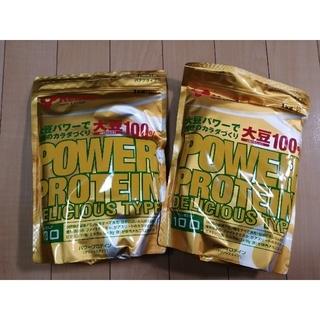 ケンタイ(Kentai)の【送料無料】Kentai(ケンタイ) パワープロテイン バナナタイプ 2袋(トレーニング用品)