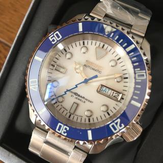 セイコー(SEIKO)のセイコースポーツ SRPD55K1 セイコー5 MOD カスタム(腕時計(アナログ))