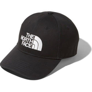 ザノースフェイス(THE NORTH FACE)の新品 ノースフェイス THE NORTH FACE ロゴ キャップ ブラック(キャップ)