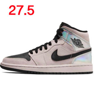 ナイキ(NIKE)のNike Air Jordan 1 Mid Chrome Wings 27.5(スニーカー)