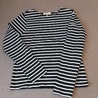 エーグル(AIGLE)のAIGLEボーダーTシャツ(Tシャツ/カットソー(七分/長袖))