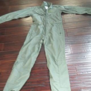 つなぎ 米軍 飛行服 未使用(戦闘服)