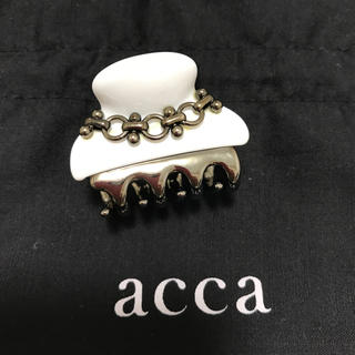acca - アッカacca  クリップ 本日のみお値下げ
