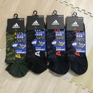 アディダス(adidas)のアディダス 靴下 ソックス 25〜27㎝(靴下/タイツ)