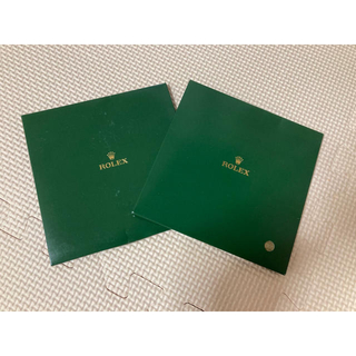 ROLEX - ROLEX ハンカチ 2枚セット