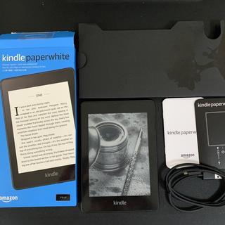 アンドロイド(ANDROID)のKindle paperwhite black 8GB(電子ブックリーダー)