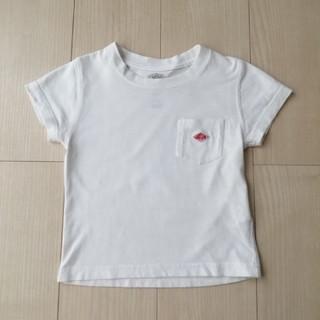 ダントン(DANTON)のDANTON キッズ Tシャツ 100(Tシャツ/カットソー)