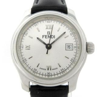 フェンディ(FENDI)のフェンディ 腕時計 - 210L レディース(腕時計)