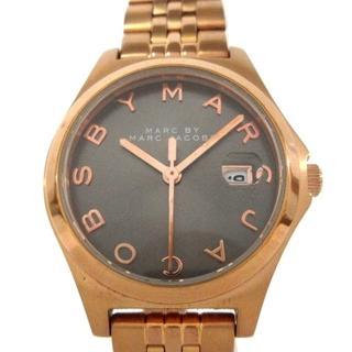 マークバイマークジェイコブス(MARC BY MARC JACOBS)のマークジェイコブス 腕時計 - MBM3352(腕時計)