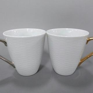 ノリタケ(Noritake)のノリタケ マグカップ新品同様  ペアカップ(食器)