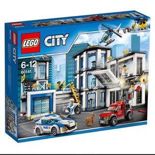 ラコ(Laco)のLEGO 60141 シティ ポリスステーション  おもちゃ こども 子供 レゴ(積み木/ブロック)