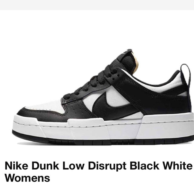 NIKE(ナイキ)のダンク ロー ディスラプト DUNK LOW DISRUPT 26.5 レディースの靴/シューズ(スニーカー)の商品写真